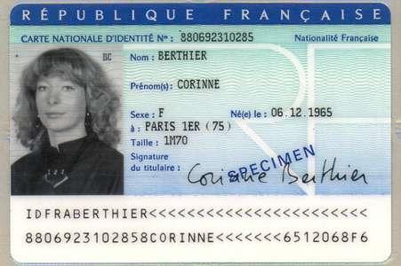 La carte d'identité numérique débarque en France