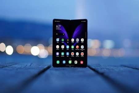 Le Galaxy Z Fold3 se fait démonter dans une vidéo