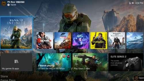 Xbox Series X: le Dolby Vision d'abord sur les Smart TV LG!