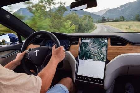 Conduite autonome: Tesla doit obtenir cette pièce manquante