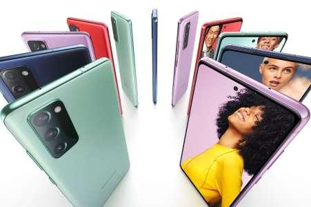 L'excellent Samsung Galaxy S20 FE 5G à 1€ chez Bouygues Telecom