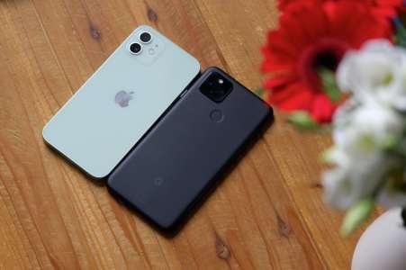 Voici pourquoi l'iPhone 13 ne tente pas beaucoup d'utilisateurs d'Android