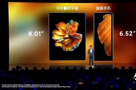 Xiaomi va-t-il lancer un concurrent du Samsung Galaxy Z Flip?
