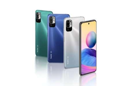 Le Redmi Note 10 5G à 1€ chez Bouygues Telecom