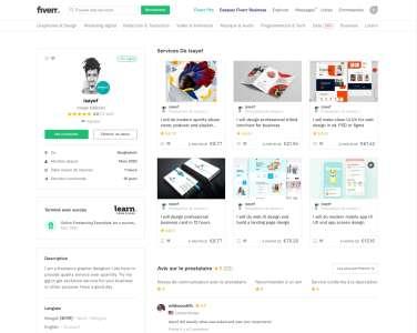 On a testé Fiverr pour créer un visuel, notre retour d'expérience