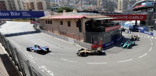 Formule E: le sport automobile ultra-connecté inspiré des jeux vidéo