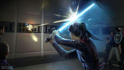 Un nouveau jeu Star Wars par le studio français Quantic Dream