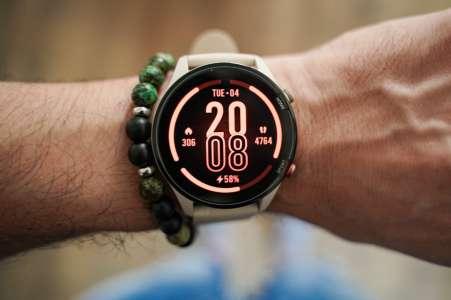 Test de la Xiaomi Mi Watch: parfaite pour les sportifs (du dimanche)