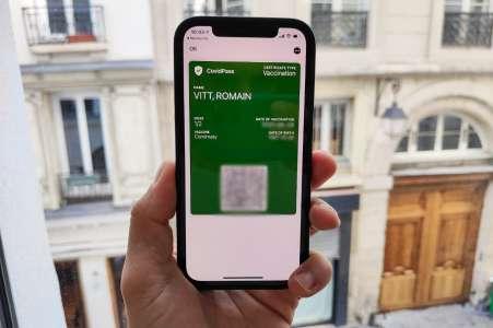 Pass sanitaire iPhone: comment ajouter votre QR Code à Apple Wallet