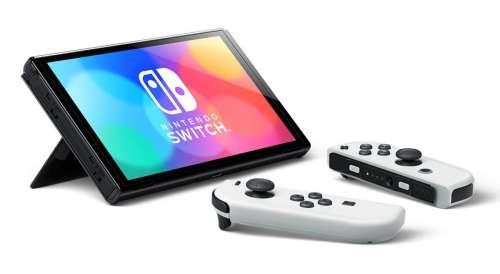 La Switch OLED ne corrigera pas le plus gros défaut de la Switch Classique
