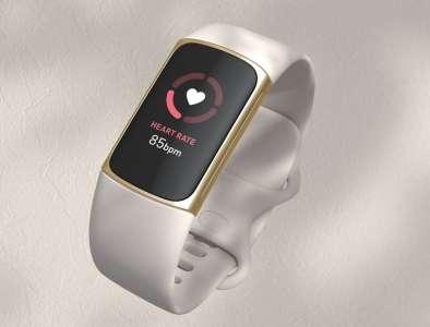 Fitbit Charge 5: un nouveau tracker avec GPS et EGC intégrés