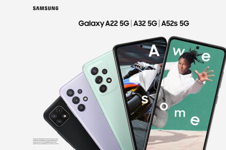 Samsung lance le Galaxy A52s 5G, son prochain best-seller?