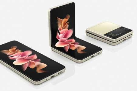Une offre à couper le souffle sur les Samsung Galaxy Z Flip3 et Fold3 (-800 euros)