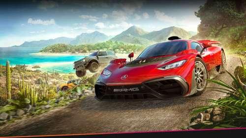 Forza Horizon 5: Une manette très colorée arrive sur Xbox Series X/S