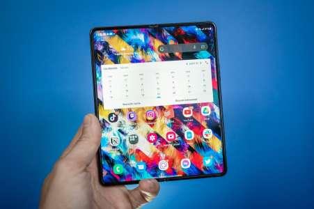 Test Samsung Galaxy Z Fold 3: un bijou de technologie, et pli c'est tout