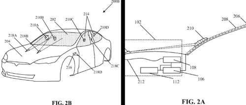 Tesla peut commencer le développement… d'essuie-glaces laser