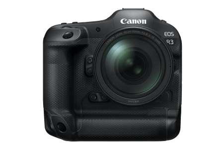 Canon EOS R3 (2021): le meilleur de l'hybride plein format