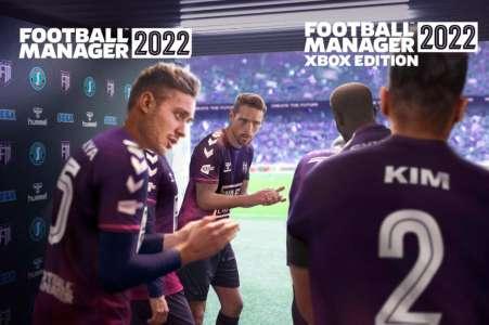 Football Manager 2022 bientôt sur PC, iOS et Android… et sur le Xbox Game Pass!
