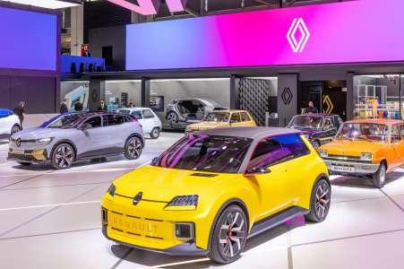 La Renault 5 est de retour: électrique et magnifique