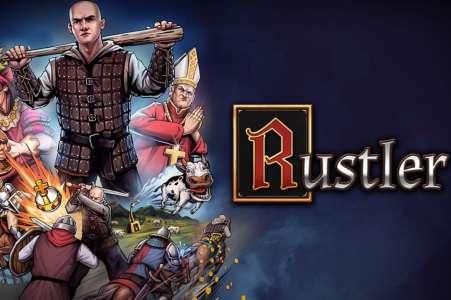 Rustler: un nouveau jeu à mi-chemin entre GTA et Kaamelott?