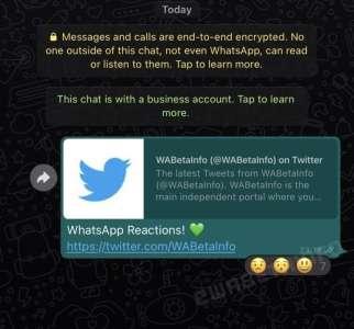 Cette nouvelle fonctionnalité WhatsApp risque de vous faire réagir