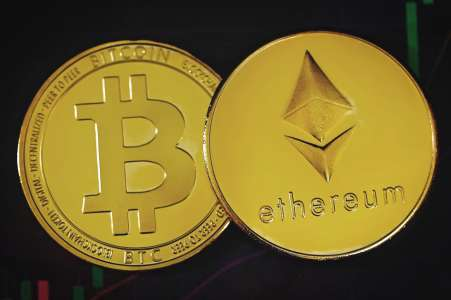 Ethereum est en train de dépasser le Bitcoin