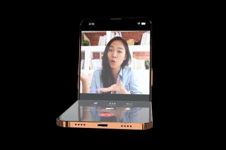 Ce concept d'iPhone pliable va vous faire oublier l'iPhone 13