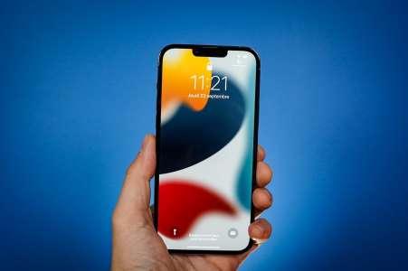 C'est confirmé, l'iPhone 13 Pro Max a le meilleur écran du marché