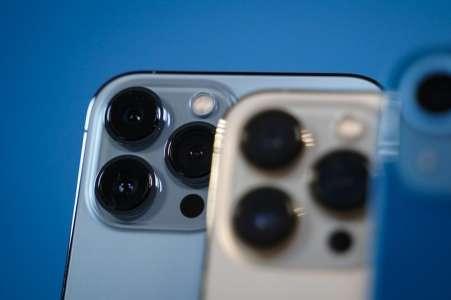iPhone 13 Pro: la vidéo est vraiment ce qui les met au-dessus des concurrents Android