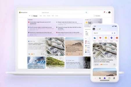 Microsoft lance Microsoft Start, un service d'actualités personnalisées par une IA