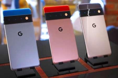 Pixel 6 Pro: vous allez adorer son système de recharge particulièrement rapide
