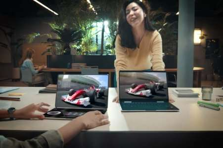 Samsung est sur le point de lancer un PC portable Galaxy Fold de 17″