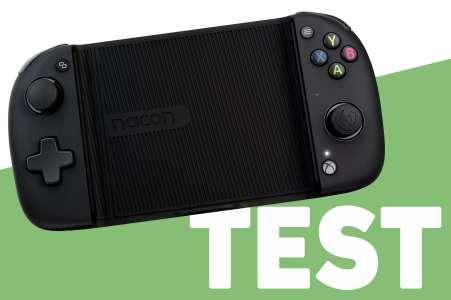 Test Nacon MG-X: la manette idéale pour profiter du Xbox Game Pass et XCloud sur mobile?