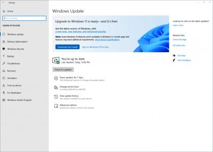 Windows 11 enfin disponible, mais vous ne l'aurez peut-être qu'en 2022