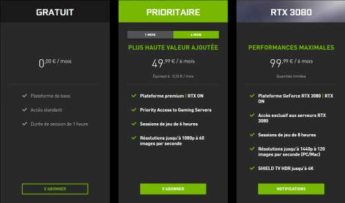 """Nvidia GeForce Now: c'est quoi cette nouvelle offre de cloud gaming """"next-gen""""?"""