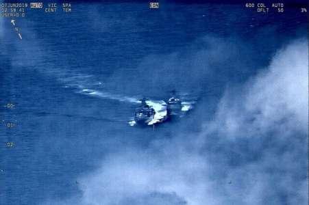 [Vidéo] Un bateau américain évite une collision avec un contre-torpilleur russe