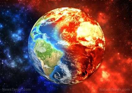 La NASA admet que le changement climatique est dû aux changements de l'orbite solaire de la Terre, et NON aux 4×4 et aux carburants fossiles