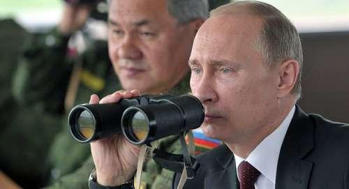Poutine ne participera pas à l'escroquerie Coronavirus et à la vaccination de sa population organisées par l'OMS et Bill Gates