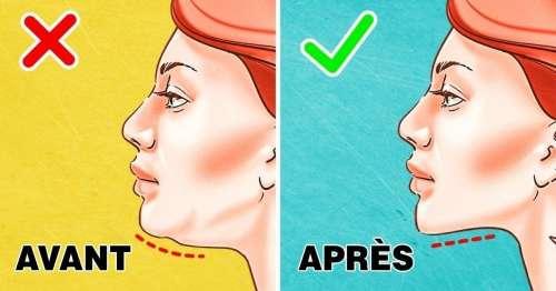 Perdre du poids : 7 astuces pour faire fondre le gras du visage