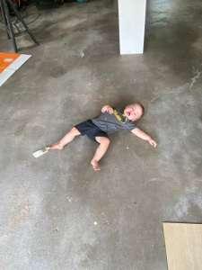 10 photos qui prouvent qu'avoir un enfant demande beaucoup de patience