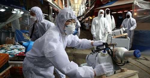 """Le coronavirus se serait """"réactivé"""" chez des patients qui avaient guéri de la maladie"""