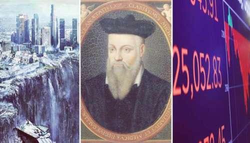Nostradamus a fait 3 prophéties inquiétantes pour l'année 2020 que nous pourrions bientôt voir se réaliser