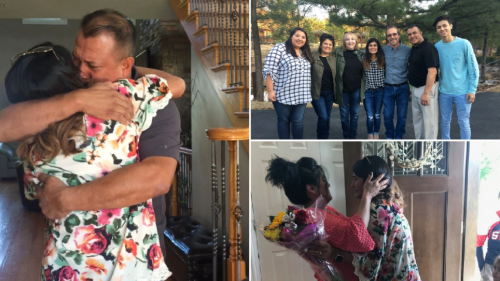 Elle a été donnée en adoption à la naissance : après dix ans de recherches, elle retrouve les parents et les frères et sœurs qu'elle ignorait avoir