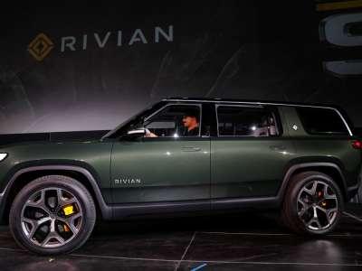 Le constructeur de voitures électriques Rivian vise une valorisation de 70-80 milliards de dollars avec une IPO, selon une source