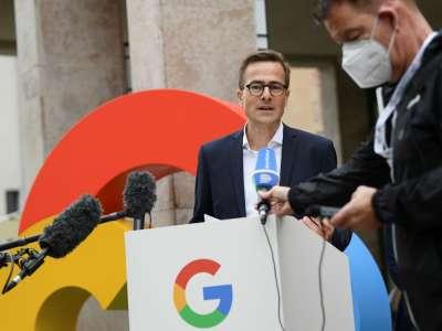 Google va investir 1 milliard d'euros dans des data centers en Allemagne