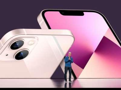 Apple dévoile un nouvel iPhone et une nouvelle tablette