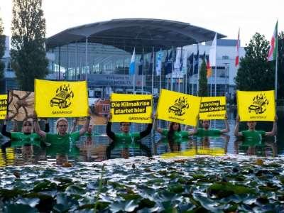 Salon international de l'automobile de Munich : l'électrique à l'honneur