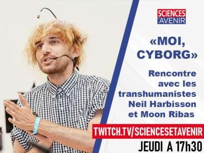 Twitch : rencontre avec deux cyborgs qui mélangent art et high-tech