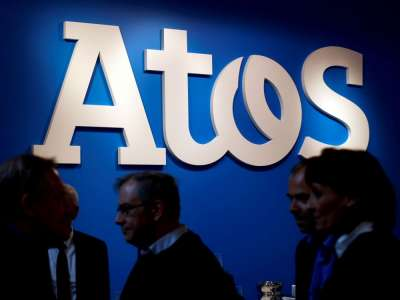 Atos nomme Rodolphe Belmer, le patron d'Eutelsat, au poste de directeur général