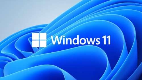 Windows 11 sera disponible pour tous le 5 Octobre prochain